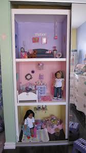 dolls house furniture ikea. American Girl Dollhouse Ikea Doll House Using Closet Space I Totally Have Room Dolls Furniture N