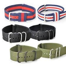 kr net nato military nylon fabric watch strap band for moto 360 image is loading kr net nato military nylon fabric watch strap