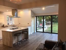 modern bifold kitchen doors and kitchen delightful bifold kitchen doors kitchen diner bifold doors on kitchen