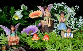 fairy garden images. Modren Fairy FAIRY GARDEN FLOWER STUMP KIT WITH MINIATURE FAIRIES AND ACCESSORIES Throughout Fairy Garden Images
