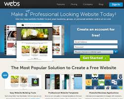 make a free website online easy 15 free and useful online website builders smashingapps com