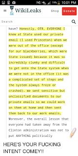 wikileaks office. Fucking, Taken, And The Office: N3 ITE 19% 10:01 PM Wikileaks Office