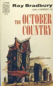 the october country ray bradbury edition cover by joe mugnaini