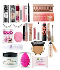 my makeup must haves by clyfashionqueen liked on polyvore featuring beauty kat