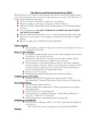 Example Of Soap Note Images - Resume Cover Letter Examples