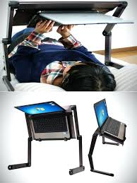 lay down computer desk laptop bed stand lay computer ra desktop win xp lay down computer desk