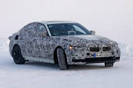 new bmw 2018. plain new a peek inside the next bmw 3series on new bmw 2018