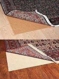 best non slip rug pad for wood floors pads and accessories grip it stop 2 x 4