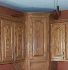 Kitchen Cabinets Crown Molding Crown Moulding For Uneven Height Cabinets