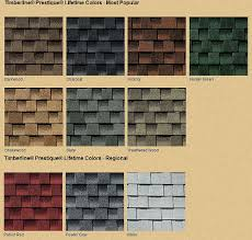 Plain Timberline Architectural Shingles Colors Dec Construction Inc In Perfect Design