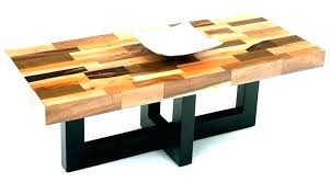 rustic modern coffee table large wooden designs s reclaimed metal large modern coffee table large round