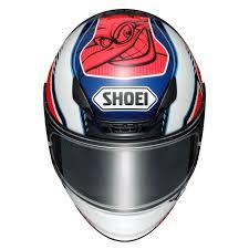 Shoei Nxr Size Chart Shoei Nxr Helmet Cluzel Tc 1 Red