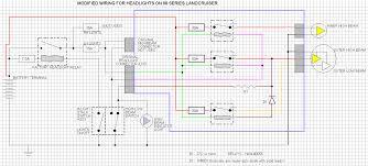80 series wiring diagram 100 Series Landcruiser Wiring Diagram wiring diagram to install led headlight upgrade 60 or 80 series 100 series landcruiser radio wiring diagram