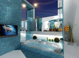 delightful pictures of bathroom theme design and decoration ideas cute picture of blue modern bathroom