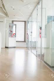 office hallway. Empty Hallway In Creative Office Stock Photo - 33862903