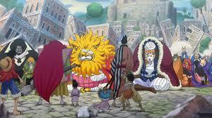 Nine Red Scabbards One Piece Wiki Fandom