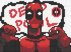 The Lego Movie   Original perler bead sprite designs by moreover  besides Deadpool Perler Bead Pattern   crafting fun   Pinterest   Bead besides Deadpool perler bead mag    hama   Pinterest   Perler beads as well Deadpool Perler Bead Pattern   Bead Sprites   Characters Fuse Bead furthermore Deadpool Perler Beads   Perler beads  Deadpool and Beads moreover perler bead patterns deadpool   Google Search   perler beads as well  together with 35 best Deadpool images on Pinterest   Bead patterns  Pearler as well Deadpool Mask Bead Pattern   Peyote Bead Patterns   Characters moreover Inverse Deadpool Perler Bead Pattern   Bead Sprite   Projekt. on deadpool bead designs