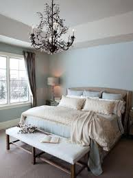 modern blue master bedroom. Gray And Blue Master Bedroom Ideas Example Of A Cottage Chic Design In Other With . Modern