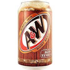 Купить <b>напиток A&W root</b> beer жестяная банка 0.36 л, цены в ...