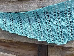 Knit Shawl Pattern Free Unique Ideas