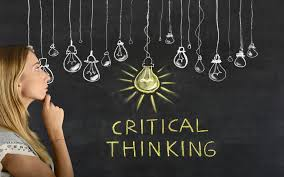 Teaching critical thinking using Bloom s Taxonomy   World of     Pinterest    Fun Critical Thinking Activities