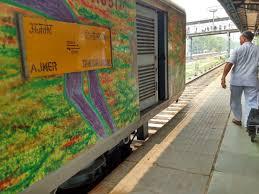 Delhi Sarai Rohilla Ajmer Jan Shatabdi Express 12066 Irctc