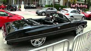 72 Impala Donk Vert on 26
