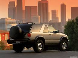 Chevrolet Blazer 1999: Review, Amazing Pictures and Images – Look ...