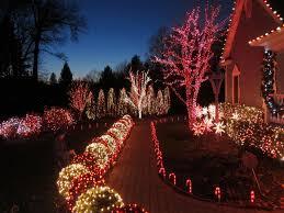 christmas lighting decoration. Christmas Light Rental Lighting Decoration