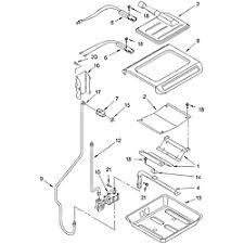 kitchenaid replacement parts. broiler kitchenaid replacement parts
