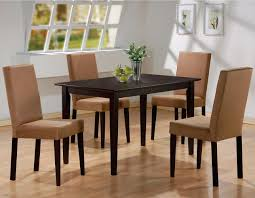 modern dining room table and chairs. Cappuccino Dining Set Modern Room Table And Chairs A