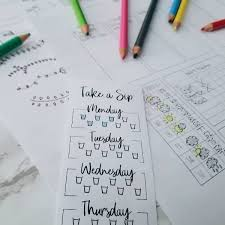 13 Free Bullet Journal Printables Were Living For In 2019