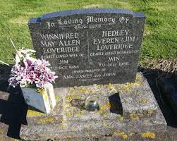 Winnifred May Allen Loveridge (Unknown-1984) - Find A Grave Memorial