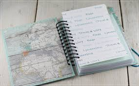 reisetagebuch carolas bastelstübchen reisetagebuch für paula