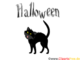 Dessin Chat Noir Halloween Cliparts T L Charger Halloween