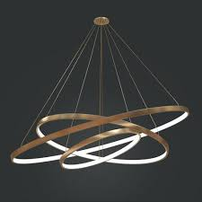 chandelier led chandeliers led 3 rings model max obj 2 chandelier led light bulbs led chandelier