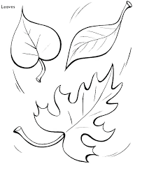 free printable fall leaves coloring pages fall leaf coloring pages printable leaves coloring pages maple leaf