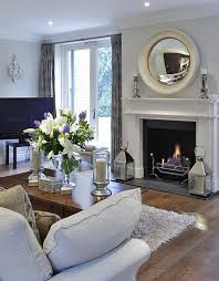fireplace living room. 30 fireplaces to warm up this winter. neutral living roomsliving room fireplace