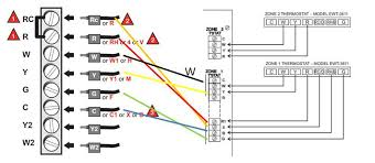 heat pump wiring schematic thermostat wiring diagram heat pump thermostat wiring diagram and schematic