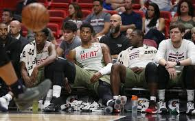 Heatu0027s Midseason Report Card Has Plenty Of Bad Grades  Miami HeraldHeat Bench