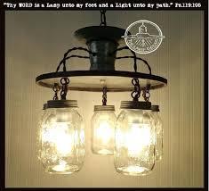 jar light fixtures an exclusive mason jar chandelier 5 light glass jar light fixture jar light fixtures mason