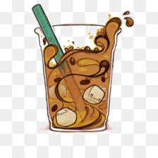 iced coffee clipart. Interesting Iced Iced Coffee PNG Images And Clipart
