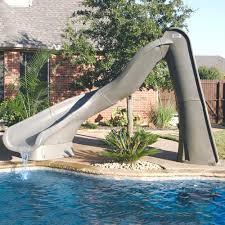 Pool Slide Pool Slides Diy Pool Slide Ideas cnapconsultorg