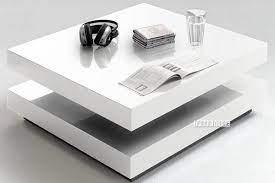 hugo swivel coffee table