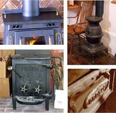 many uncertified stoves have solid non glass doors or vents on the front