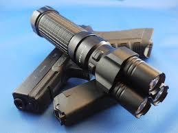 Fenix Weapon Light Fenix Tk40 Tamarack Tactical
