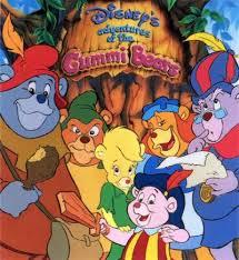 DISNEY Gummi Bears (Mεταγλωτισμένα επεισόδια)