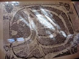 Карта Москвы века Где находится План Москвы Вы знаете что  Карта Москвы 16 17 века Москва 18 век 19 век
