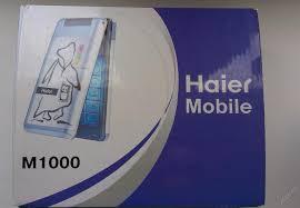 Мобильный телефон Haier m1000 — купить ...