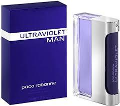 <b>Ultraviolet</b> by <b>Paco Rabanne</b> Eau De Toilette for Men 50ml: Amazon ...